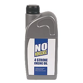 No Nonsense 4-Stroke Engine Oil 1Ltr