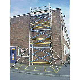 Lyte HL62SW25 Frame Tower 6.2m Platform Height 2.5m Length Single Width