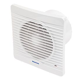 Vent-Axia SIL150X 35W Silhouette Axial Kitchen Fan