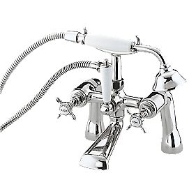 Bristan 1901 Bath / Shower Mixer Bathroom Tap