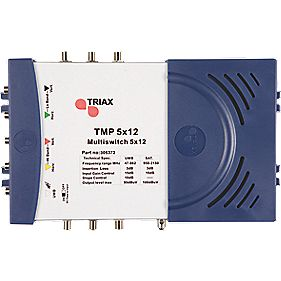 Triax Multi-Switch 12-Way