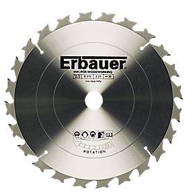 Erbauer TCT Circular Saw Blade 24T 315x30mm