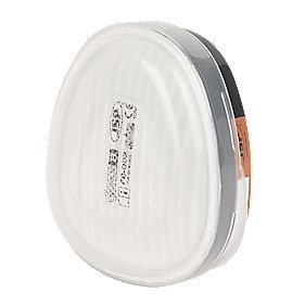JSP Paint Filters A1-P2 Pack of 2