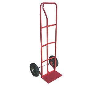 Hand Truck P Handle High Back