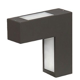 Ranex Porto Black Wall Light 4W