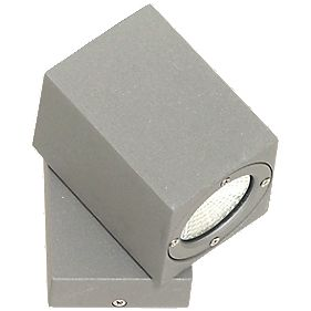 Unbranded Gina Grey Wall Light 2.5W