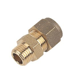 Male Coupler 10mm x ¼""