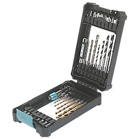 Erbauer Quick Change Drill Bit Set 32Pcs