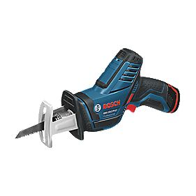 Bosch GSA 10.8V-LI 10.8V 1.3Ah Li-Ion Cordless Reciprocating Saw