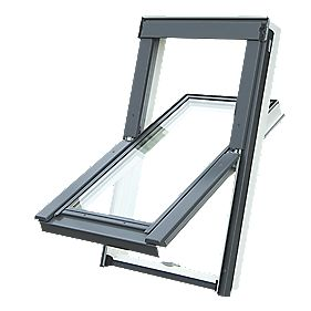 Tyrem APXB700 APX uPVC Centre-Pivot Roof Window White 780 x 978mm