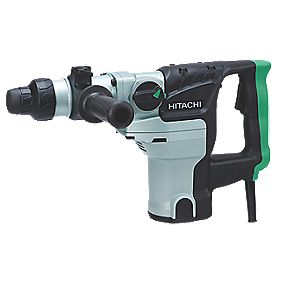 Hitachi DH38MS 6kg 950W SDS Max Hammer Drill 110V