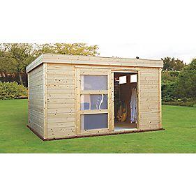 Finnlife Kujo 212 Log Cabin 3.69 x 3 x 2.3m
