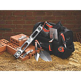 Forge Steel Building 10 Piece Set