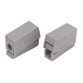 2-Way Lighting Connector 224 Series Pack of 100