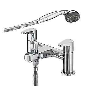 Bristan Quest Surface-Mounted Bath / Shower Mixer Tap