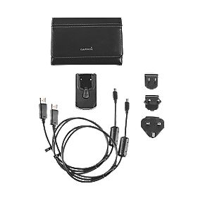 Garmin Nuvi Sat Nav Travel Pack 5""