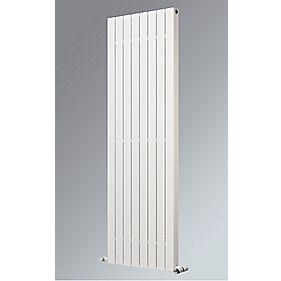 Ximax Oceanus Duplex Deluxe Vertical Designer Radiator White 1800x595mm 6343BTU