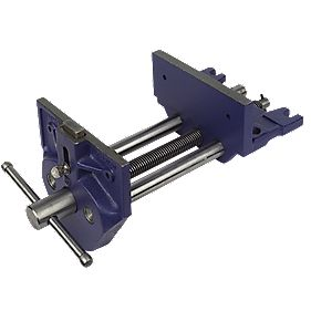 Irwin Record Woodworking Vice 7""