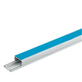 Tower Self Adhesive Mini Trunking 25mm x 16mm x 2m