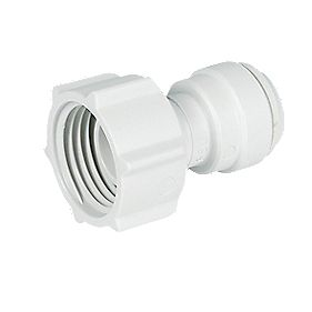 "JG Speedfit Tap Connector 10 x ½"" Pack of 2"