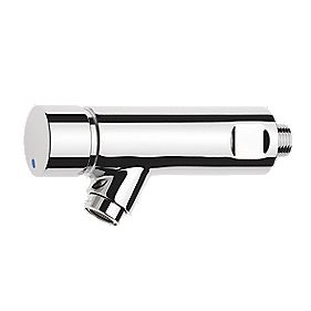 Franke Aqualine-S Self-Closing Bib Hot Water Bathroom Tap