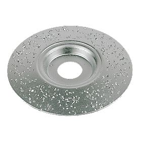 Tungsten Carbide Metal Grinding Disc 115x22mm