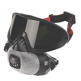 JSP Filterspec Pro GW5 AGE252-101-174 Odour Valve Respirator FMP2