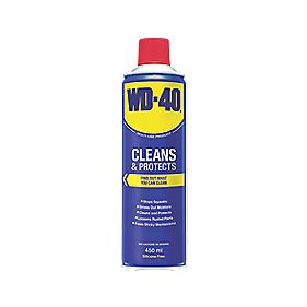 WD-40 Multi-Purpose Lubricant 450ml