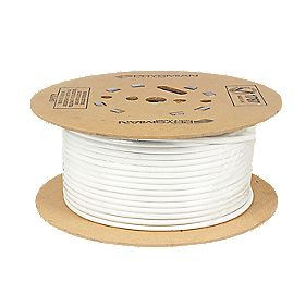 LSX Earth Shield Cable 2-Core 1.5mm² x 100m White
