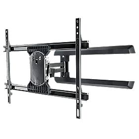Vivanco Large Single Arm TV Mount 40-65""