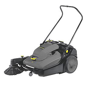 Karcher KM70/30C 42Ltr Battery-Powered Vacuum Sweeper 12V