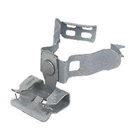 Horizontal Beam Mounting Clips 20mm Pack of 5