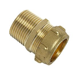 Conex Male Straight Connector Taper 302TA 28mm x 1""