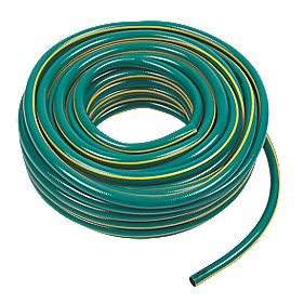 "Hozelock Ultra Flexible Hose Green 30m x ½"" (13mm)"