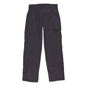 """Dickies Redhawk Ladies Trousers Size 14 31"""" L"""