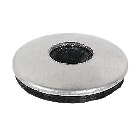Aluminium Washers 16mm Pack of 100