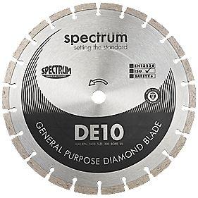 Maestroseries DE10 General Purpose Diamond Blade 230 x 3 x 22.2mm