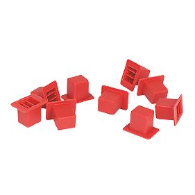 Busbar Cross Connector Insulator Pack of 9