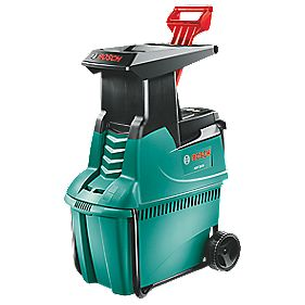 Bosch AXT25D 2500W 190kg/hr Electric Garden Shredder 230V