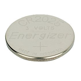 Energizer 2025 Lithium Coin Cell Battery
