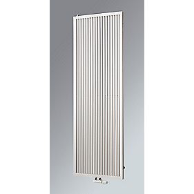 Maximo Vertical Designer Radiator White 1800 x 460mm 3709BTU