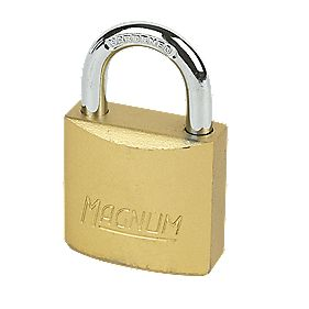 Master Lock Iron Padlock 30mm