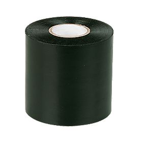 DMP Radon Overlap Sealing Tape Black 33m x 75mm