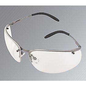 Uvex Winner Clear Lens Safety Specs