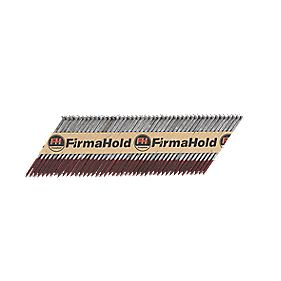 FirmaHold Galvanised Ring Framing Nails 2.8 x 63mm Pack of 3300