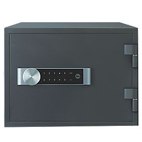 Yale 16.3Ltr Fire / Document Safe Medium 410 x 342 x 308mm