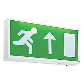 LAP Swift 3 Hour Emergency Lighting LED Exit Up Sign