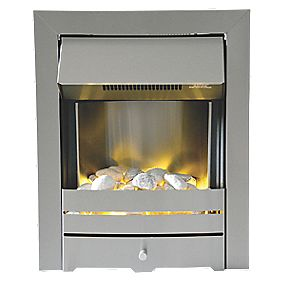 Contemporary Electric Inset Fire 2kW