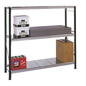 3-Level Extension Bay 1870 x 600 x 2100mm