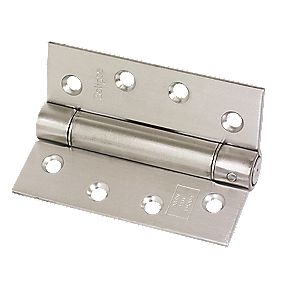 Companion Hinge Satin Stainless Steel 102 x 76mm